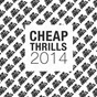 Compilation Cheap Thrills 2014 avec Hervé / Odysseus / Rondevu / KC Lights / Taiki & Nulight...