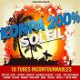 Compilation Konpa 200% soleil avec Top Adlerman / Shabba DJakout / J. Perry / Wyclef Jean / Carimi...