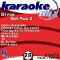 Album Divas del pop 2 (karaoke/cover version) (karaoke/cover version) de Karaoke Box