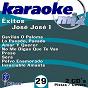 Album Exitos de jose jose (karaoke/cover version) (karaoke/cover version) de Karaoke Box