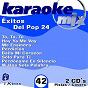 Album Exitos del pop 24 (karaoke/cover version) (karaoke/cover version) de Karaoke Box