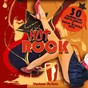Compilation Hot rock (30 amercian rockabilly & rock 'n' roll hits) avec Gene Davis / Johnny Carroll / Jack Scott / Sleepy Labeef / Carl Perkins...