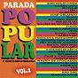 Compilation Parada popular, vol. 2 avec Walter de Afogados / Kakau Góis / Leuo / José Orlando / Augusto César...