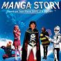 Album Manga story de Jean-Pierre Savelli / Sandry