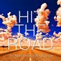 Compilation Hit the road - the most famous road songs avec Christopher Robinson / Lesley Hopkins / The Rainmakers / Steven Young / Norman Waits...