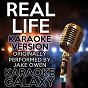 Album Real life (karaoke version) (originally performed by jake owen) de Karaoke Galaxy
