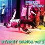 Compilation Street dance, vol. 2 avec Ilan Tenenbaum / Antony Larsson, Tony Brown / Tony Brown, da Fr3ak / Tony Brown, DJ Mikele / Antony Larsson...