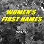 Compilation Women's first names (82 hits) avec Billy Bridge / Alain Barrière / Little Richard / Barbara / Marlène Dietrich...