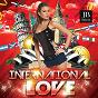 Compilation International love avec Duo Italiano / Kristina Korvin / High School Music Band / Music Factory / Disco Fever...