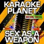 Album Sex as a weapon (karaoke version) (originally performed by pat benatar) de A-Type Player