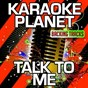 Album Talk to me (karaoke version) (originally performed by nick brewer & bibi bourelly) de A-Type Player