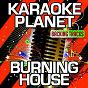 Album Burning house (karaoke version) (originally performed by cam) de A-Type Player