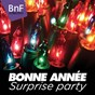 """Compilation Bonne année : surprise party ! avec Georges Jouvin / Elvis Presley """"The King"""" / Dario Moreno / Claude Bolling / Vince Taylor..."""