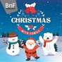 Compilation Christmas with family avec Constantine Callinicos / Mahalia Jackson / The Chipmunks / David Seville / Sid Bass Et Son Orchestre...