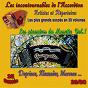 Album Les incontournables de l'accordéon, vol. 29 (les pionniers du musette, pt. 1) (25 succès) de Maurice Alexander / Adolf Deprince / Vincent Marceau / Médard Ferrero