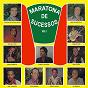 Compilation Maratona de sucessos, vol. 1 avec Tarcys Andrade / Paulo Tonny / Eletrobanda / Ray Miranda / Marcia Sementes...