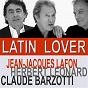 Album Latin lover de Claude Barzotti / Jean-Jacques Lafon / Herbert Léonard