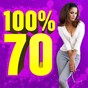 Compilation 100 pour 100 hits 70's avec Peter Allen / Love Unlimited / Donna Summer / Gloria Gaynor / The Jackson Five...