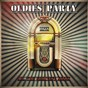 Compilation Oldies party (all the greatest songs) avec The Mellomen / Nat King Cole / Louis Prima / Al Martino / Rosemary Clooney...