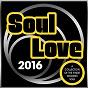 Compilation Soul love 2016 avec Heston / Kim Burrell / Phonte, Eric Roberson / Tony Momrelle / Zo!...