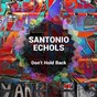 Album Don't hold back de Santonio Echols