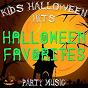 Album Halloween favorites (instrumental party music) de Kid's Halloween Hits