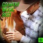Compilation Country music best, vol. 3 avec Bob Gallion / Hank Williams / Pee Wee King, Golden West Cowboys / Pee Wee King / Carl Smith