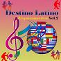 Compilation Destino latino - hispanoamérica, vol. 2 avec Siembra / Ricardo Vega / Massaro / Conchita Moreno / Victoria de Villa...