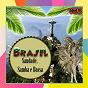 Compilation Brasil - saudade, samba e bossa, vol. 2 avec António Carlos Jobim / João Gilberto / Astrud Gilberto / Orquesta Caetano Veloso / Maria Creuza...