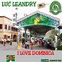 Album I love dominica de Luc Léandry