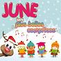 Album Les plus belles comptines de June