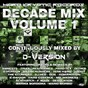 Compilation Hard kryptic records decade mix, vol. 1 avec DJ Delirium / Triax / Marina Borodina / Quil / DJ Ded...