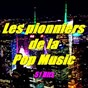 Compilation Les pionniers de la pop music (51 hits) avec Vince Taylor / The Beatles / Del Shannon / Gene Mc Daniels / Dion...
