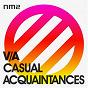 Album Casual acquaintances de Martin Thompson / Noir / Audio Junkies