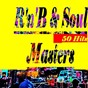 Compilation R'n'B & soul masters (50 hits) avec Little Stevie Wonder / The Marvelettes / Jimmy Ruffin / Martha Reeves / The Vandellas...