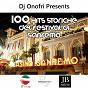 Compilation 100 hits storiche del festival DI sanremo (DJ onofri presents) avec Germana Caroli / Pino Donaggio / Jimmy Fontana / Gianni Meccia / Jenny Luna...