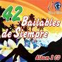 Compilation 42 bailables de siempre avec Joe Quijano / Gustavo Quintero / Colombia All Stars / Gabriel Romero / Lucho Bermúdez...