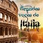Compilation Grandes voces de italia avec Adriano Celentano / Domenico Modugno / Marino Marini / Mina / Nicola Di Bari...