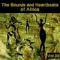 Compilation The sounds and heartbeat of africa,vol.28 avec Mr Crushy / 2nd Junglist / 4real Eze / Aleka Master / Mykel Roman...