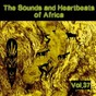 Compilation The sounds and heartbeat of africa,vol.37 avec Master P / Antilop / Mikol / Mr Raw / Muje...