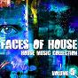 Compilation Faces of house - house music collection, vol. 5 avec Dr Berger, We:we / Boogie Pimps / Daniel Strauss, Niels van Gogh / Bastian Creon / Nopopstar...