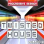 Compilation Twisted house, vol. 4 (progressive session) avec Mark Masters / Christian Falero, Adrian Villaverde / Patrick Hagenaar / Leventina / Josh the Funky 1, Alexei, Carlos Kinn...