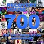 Compilation Recovery house 700: the 700th compilation anniversary avec Igor Project / Greg Stainer / Inaya Day Allstars / The Str8jackets / Dave Kurtis...