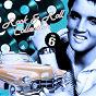 Compilation Rock & roll collection vol.6 avec Eddy Cochran / Cliff Richard / Chuck Berry / Ronnie Hawkins / Chubby Checker...