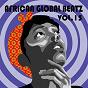 Compilation African global beatz vol.15 avec Victor Olaiya / Cardinal Rex Lawson / Benita Okojie / Bright Chimezie / Chief Inyang...