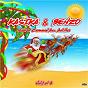 Album Noël et carnaval aux antilles, vol. 1 et 2 de Kasika & Benzo