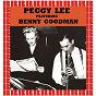 Album Peggy lee featuring benny goodman de Peggy Lee, Benny Goodman