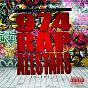 Compilation 974 rap allstars, vol. 2 avec DJ Dan / Queen Favie / Z.Dimention / Shaka Zulu / Eyline...