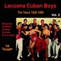 Album Lecuona cuban boys, vol. 2 (the years 1958 - 1960) (18 success) de Lecuona Cuban Boys