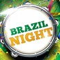 Compilation Brazil Night avec Sylvia, Canhoto, Sue Conjunto / Orlando Silva / Luiz Gonzaga / João Gilberto / Luiz Eça...